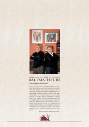 Baltma Tours