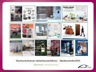 Sisustusmainonnan vaikuttavuustutkimus - Aikakausmedia 2013