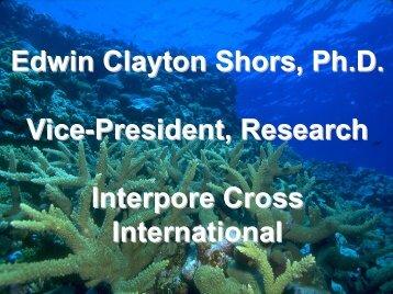 Vice-President Research Interpore Cross International