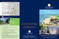 Ostsee-Berlin Fahrrad-Arrangements - VCH Hotels