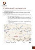 SIGNIFICANT COAL INTERSECTIONS IN HUGHENDEN AND SOUTH GOBI - Page 3