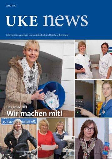 Das grüne UKE Wir machen mit! - Universitätsklinikum Hamburg ...