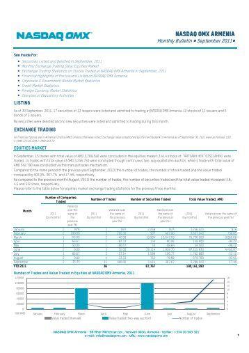 Genium inet trading system