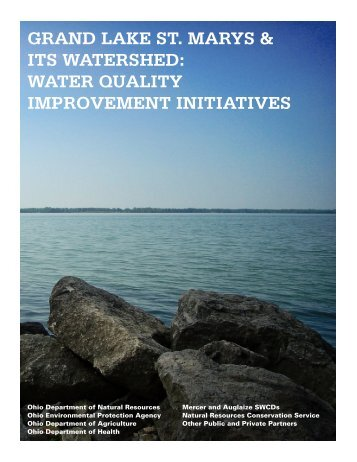WATER QUALITY IMPROVEMENT INITIATIVES