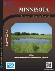 MiNNESOtA - NRCS - U.S. Department of Agriculture