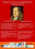 Affiches Hegel - Nosophi - Université Paris 1 Panthéon-Sorbonne - Page 2