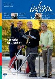 Motivation zur Sicherheit - Unfallkasse Hessen