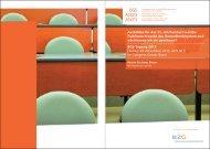 BGS-Tagung 2013 - BZG Bildungszentrum Gesundheit Basel-Stadt