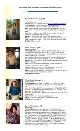 Interweave Crochet Spring 2006 Projects and Yarn Requirements ...
