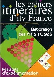 Part 1 - Institut Francais de la Vigne et du Vin