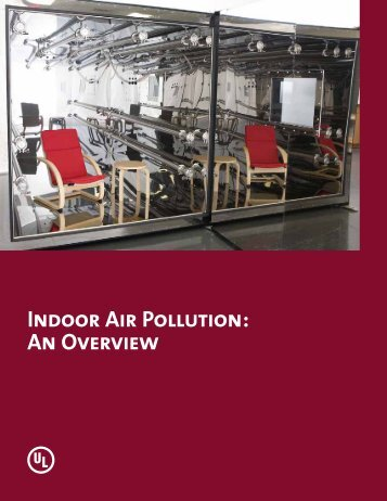 Indoor Air Pollution: An Overview - UL.com