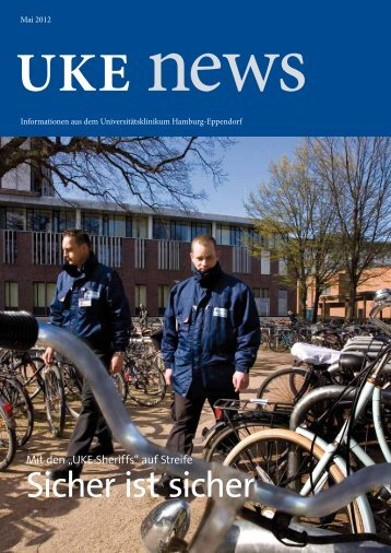Sicher ist sicher - Universitätsklinikum Hamburg-Eppendorf