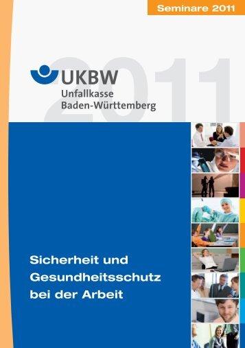 Gemeinden Städte Landkreise - Unfallkasse Baden-Württemberg