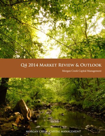 Q4 2014 Market Review & Outlook