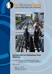 Introduction to Multiphase Flow Metering
