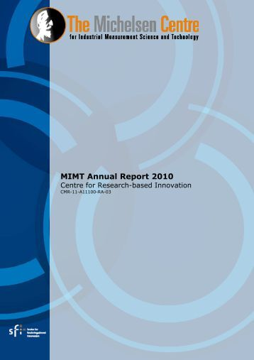 MIMT Annual Report 2010
