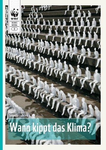 Wann kippt das Klima? - beim Unabhängigen Institut für Umweltfragen
