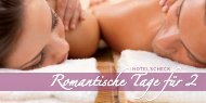 Romantische Tage für 2