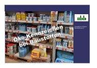 Umweltbüro für Berlin- Brandenburg e.V. - UBB