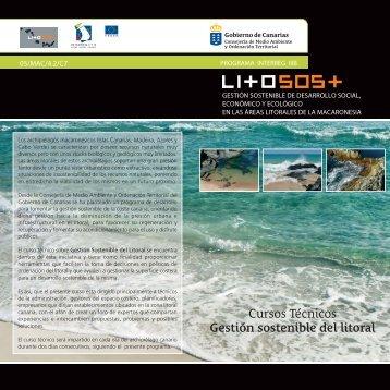 Cursos Técnicos Gestión sostenible del litoral