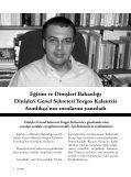 OCAK - ΙΑΝΟΥΑΡΙΟΣ 2012 Azınlıkça 1 - Page 4