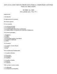 EL SIGUIENTE DOCUMENTO ES MAS AMPLIO QUE ... - Cedema.org