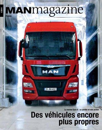 MANmagazine Truck France 1/2014