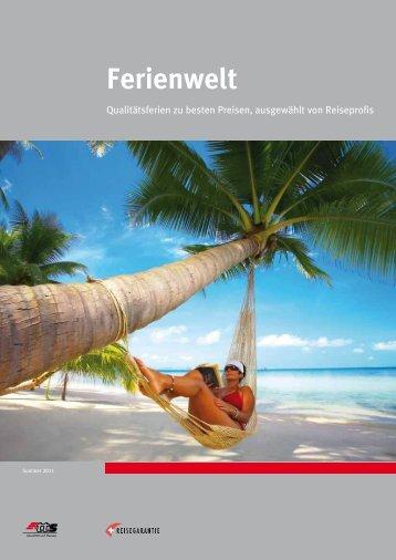 Ferienwelt - Travel Trade Service TTS Ltd.