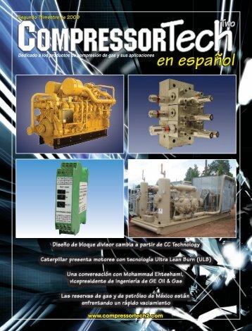 CompressorTech En Espanol - 2009 Quarter 2 - Sintemar