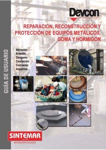 Devcon - Reparación, reconstrucción y protección de ... - Sintemar