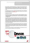 Devcon - Reparación, reconstrucción y protección de ... - Sintemar - Page 7