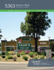 5363Auburn Blvd. - Cassidy Turley Northern California