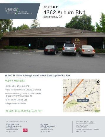 4362 Auburn Blvd