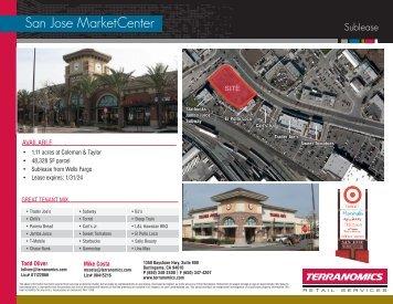 San Jose MarketCenter
