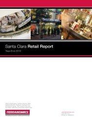 Santa Clara Retail Report
