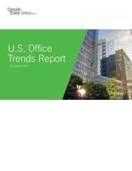 U.S Offi ce Trends Report
