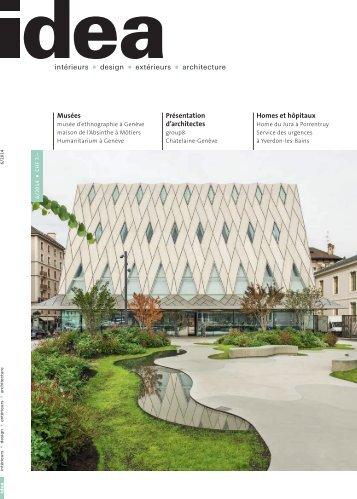 Idea intérieurs design extérieurs architecture