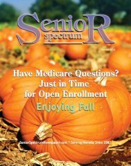 Estate Planning. - Senior Spectrum Newspaper
