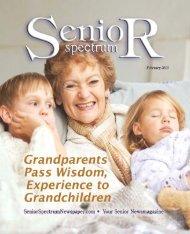 Pages 1 - 18 - Senior Spectrum Newspaper
