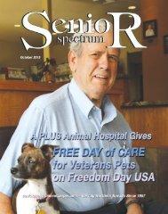 Pages 1 - 17 - Senior Spectrum Newspaper
