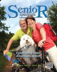 May 2012 21 - Senior Spectrum Newspaper