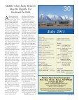 July 2011 - Senior Spectrum Newspaper - Page 3