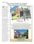 July 2011 - Senior Spectrum Newspaper - Page 5