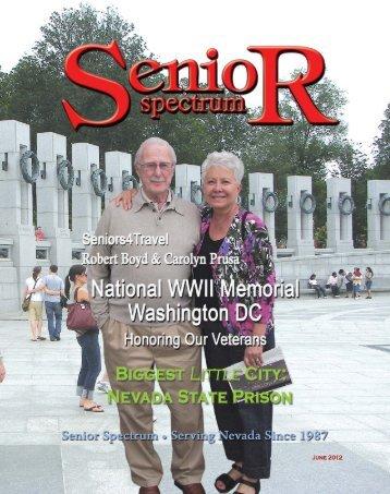 June 2012 - Senior Spectrum Newspaper