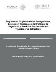 reglamento orgánico de las delegaciones estatales y regionales del ...