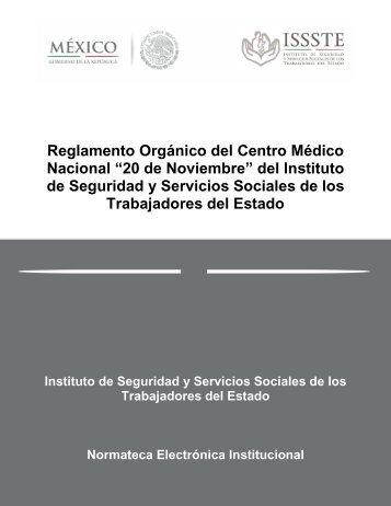 e) El Jefe de Servicios Administrativos del Centro Médico
