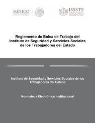 Reglamento de Bolsa de Trabajo del Instituto de Seguridad y ...
