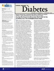 Volume 11, Number 2 February 2008 - National Diabetes Education ...