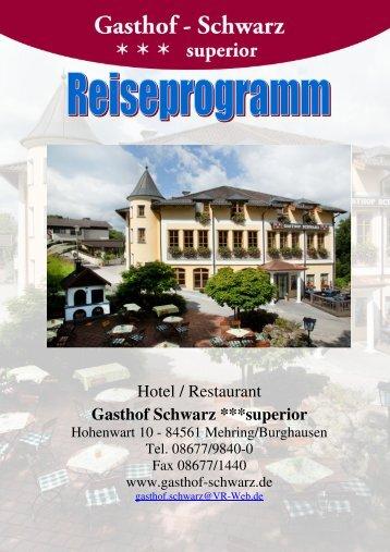 Hotel - Gasthof Schwarz
