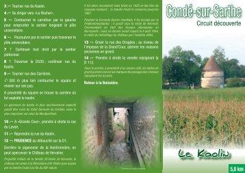 Condé-sur-Sarthe